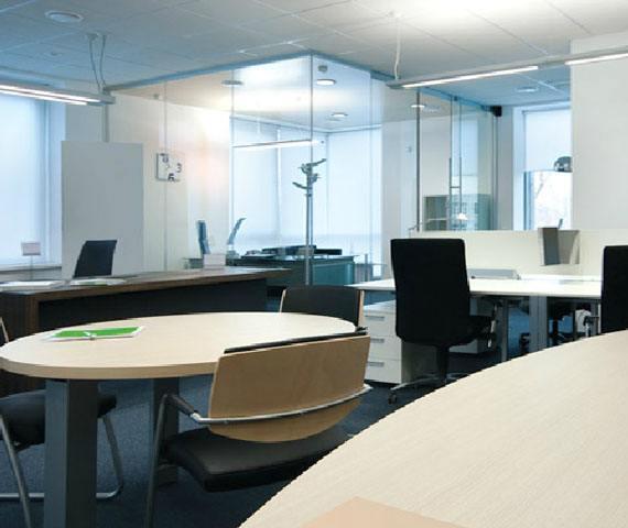 Limpieza de oficinas franet servicios de limpieza a for Servicios de oficina